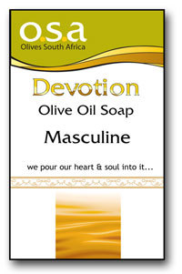 Masculine Soap