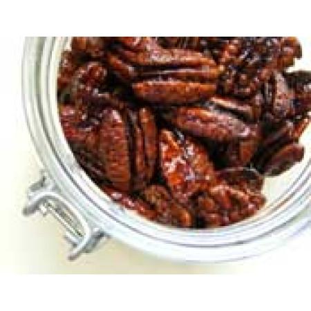 Flavoured Pecan Nuts
