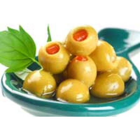 Stuffed Olives & Spiced Olives