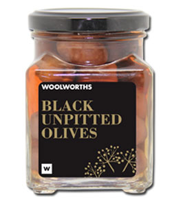 Woolworths Festive packaging