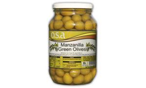 3Kg Manzanilla Olives