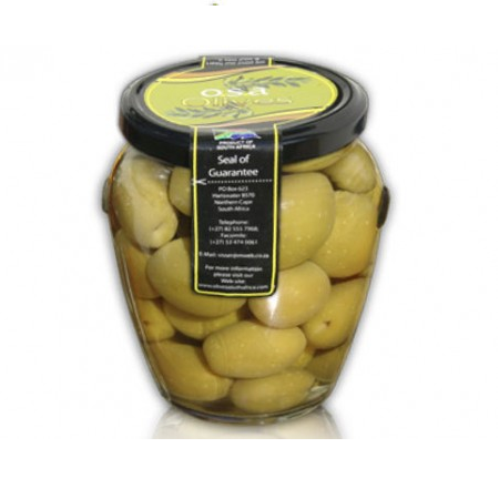Manzanilla Green Olives
