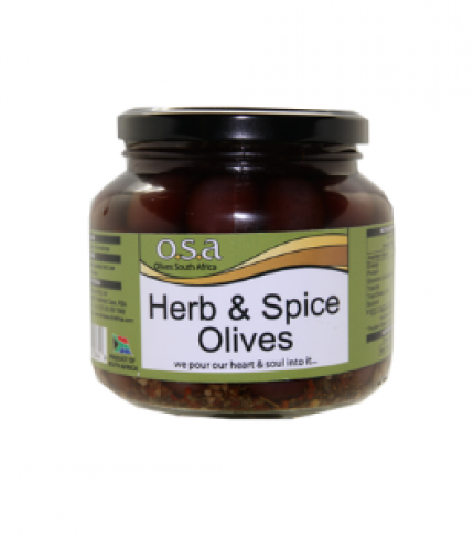Herbs & Spices Olives