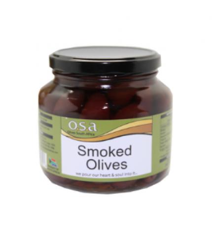 Smoked Kalamata Olives